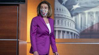 Nancy Pelosi, le 7 janvier à Washington.