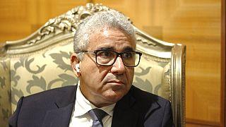 Libya İçişleri Bakanı Fethi Başağa
