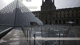 El Louvre perdió 90 millones por la pandemia