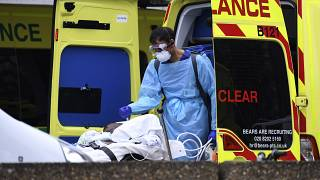 شمار قربانیان کووید-۱۸۹ در بریتانیا از چند روز پیش به بالاترین حد از زمان آغاز شیوع ویروس کرونا رسیده است