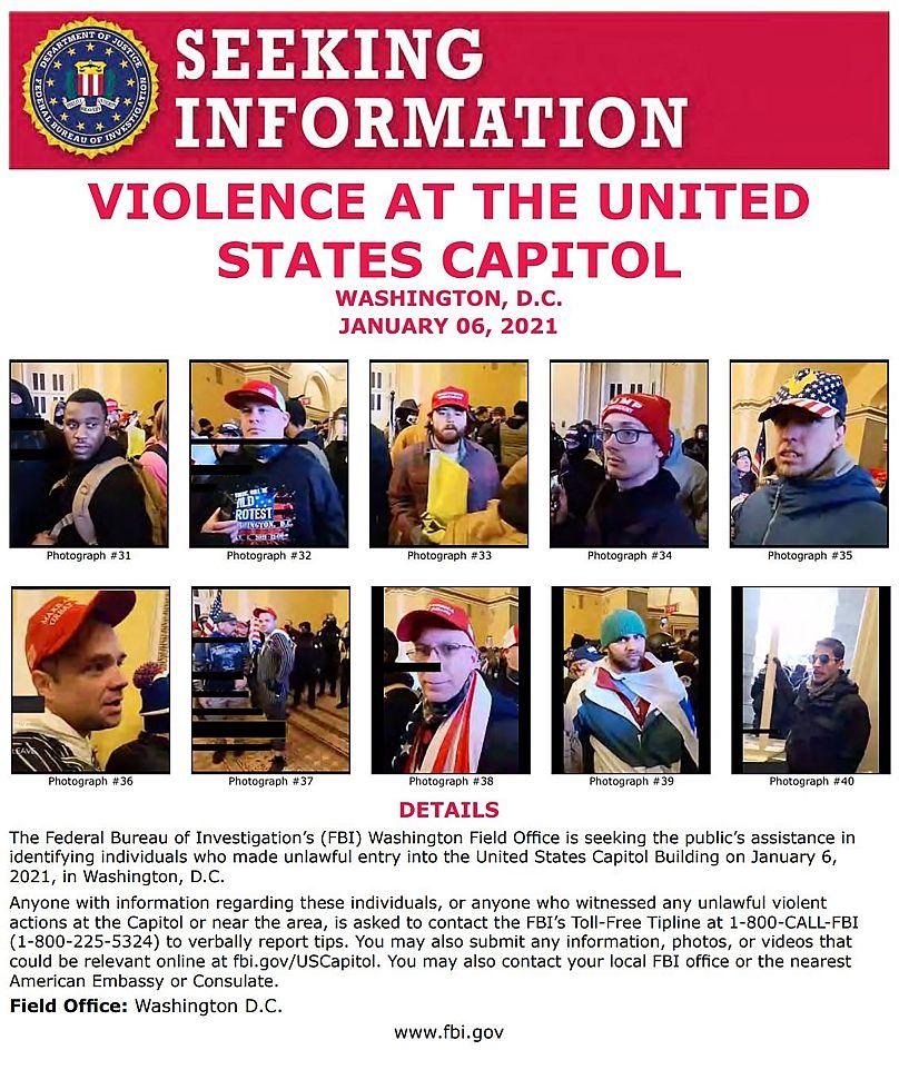 FBI via AFP