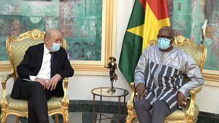 Lutte contre le terrorisme, la France soutient le Burkina Faso