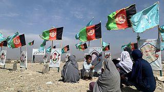 گورستانی در کابل، پایتخت