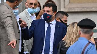 Matteo Salvini (Aufnahme aus dem Oktober 2020)