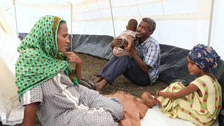 UN camp in Sudan registers new Tigrayan refugees