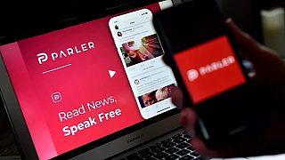 Soyal medya platformu Parler