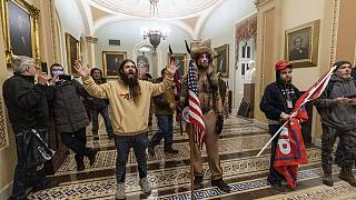 Pro-Trump supporters who stormed the US Capitol building arrested and charged