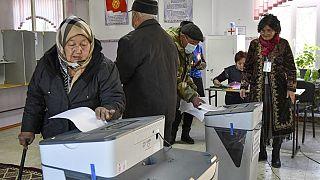 Eleições no Quirguistão e no Cazaquistão