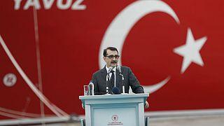 فاتح دونمز، وزیر انرژی و محیط زیست ترکیه