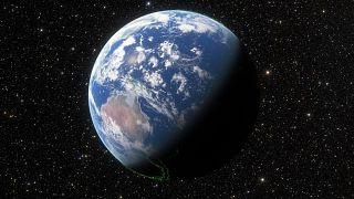 کره زمین در منظومه شمسی