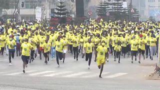 Ethiopie : une course sur fond de covid-19