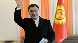 صدر جباروف المرشح للرئاسة في قرغيزيستان