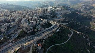 Jerusalem lockdown
