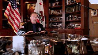 Former California Governor Arnold Schwarzenegger condemns Capitol assault, Republicans.