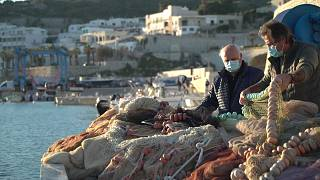 O problema das redes de pesca fantasma
