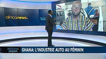 L'industrie automobile au Ghana [Business Africa]