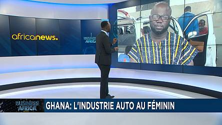 L'industrie automobile au Ghana [Business Africa]