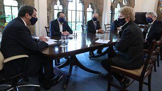 Συνάντηση Προέδρου Αναστασιάδη – Λουτ