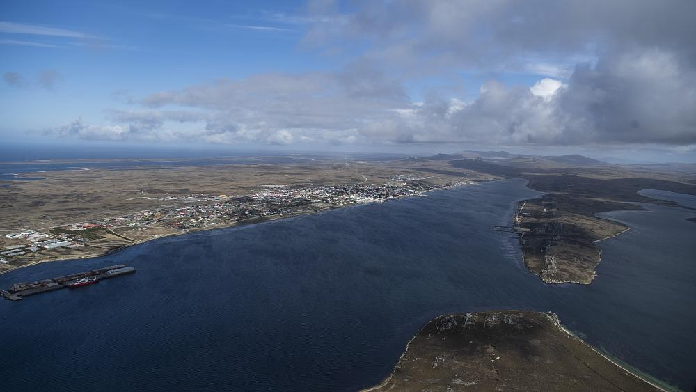 Falkland Islands back in spotlight after exclusion from Brexit deal