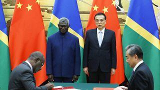 La Chine et l'Afrique contre le coronavirus