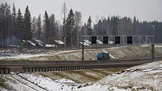 Подмосковное шоссе