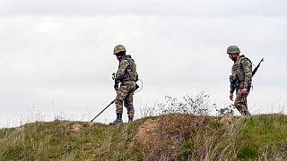 Αποναρκοθέτηση του Ναγκόρνο-Καραμπάχ