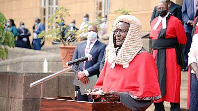 Kenya : le juge David Maraga prend sa retraite