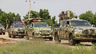 Nigeria: 13 soldiers killed in jihadist attack