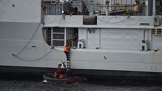 Le golfe de Guinée, zone maritime la plus attaquée par les pirates