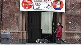Lockdown in Gelsenkirchen - die neuen Corona-Regeln in Deutschland in Kraft