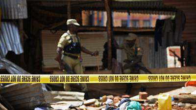 5 dead as Uganda army soldier goes on shooting rampage