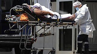 """Krankenhauspersonal in Rio de Janeiro: """"Wir haben keine Kraft mehr"""""""