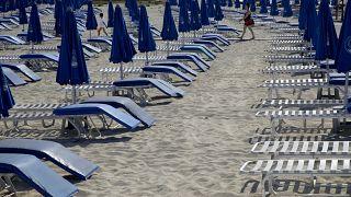 Virus Outbreak Cyprus Tourism