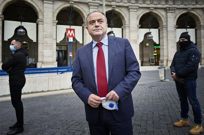 Alberto Pizzoli /AFP