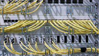 خادم إنترنت في ألمانيا