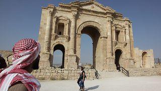 في جرش الأردنية
