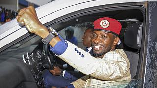"""Bobi Wine : """"Les soldats ont effectué une descente à mon domicile"""""""