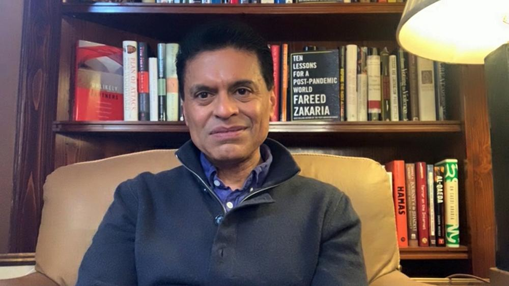 Fareed Zakaria: nagy változások előtt áll a világ