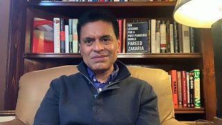 سفر به ژرفای خاورمیانه در گفتگو با فرید زکریا؛ از توافق با اسرائیل تا مقوله برجام
