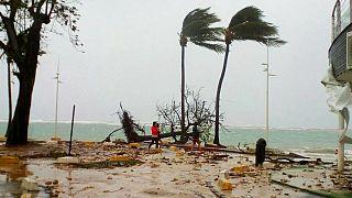 Après l'ouragan Maria en septembre 2017