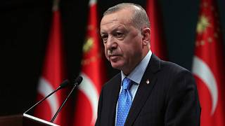 رییس جمهور ترکیه در جمع سفیران کشورهای عضو اتحادیه اروپا در آنکارا
