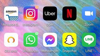 Sıklıkla kullanılan akıllı telefon uygulamaları