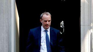 وزیر خارجه بریتانیا