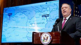 سخنرانی روز سهشنبه وزیر خارجه آمریکا در واشنگتن