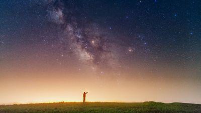 Star walking may be the perfect lockdown activity.