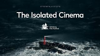 Un festival de cinéma pour une seule personne, dans un phare isolé de la Mer du Nord