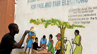 La jeunesse ougandaise attend un changement de pouvoir