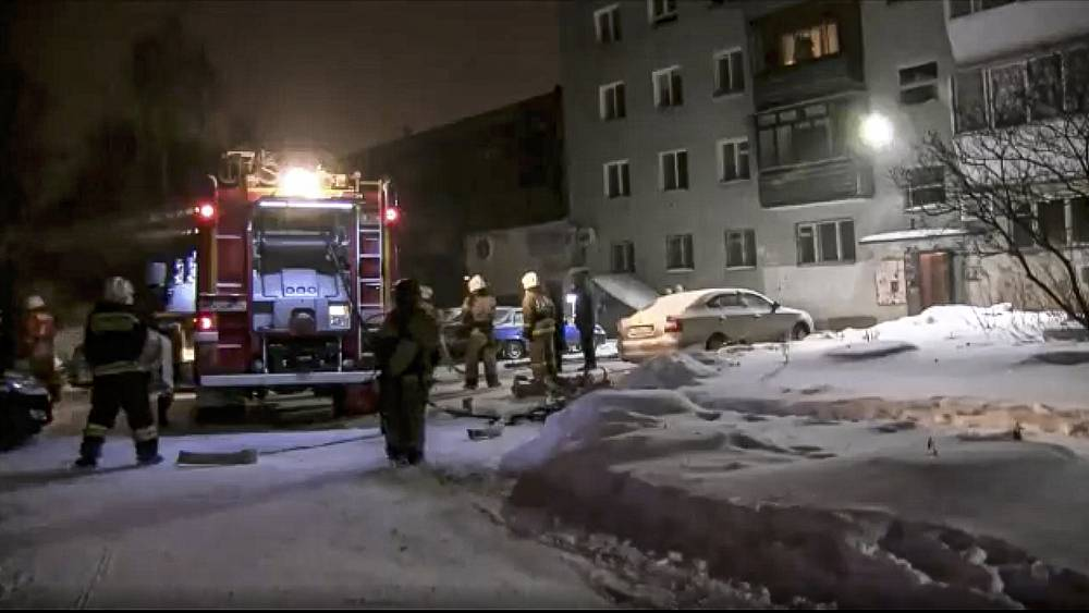 Russia launches investigation after eight people killed in apartment building fire