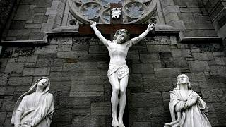 مجسمههای کلیسای کاتولیک در دوبلین