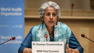 DSÖ Bilim Şefi Soumya Swaminathan, kitle bağışıklığının 2021'de ulaşılmasını beklemediklerini söyledi.